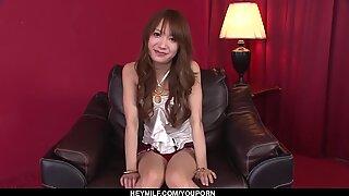 Naked Ayaka Fujikita fucked and made to swallow - More at Japanesemamas.com
