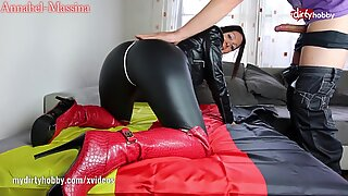 My Dirty Hobby - Annabel-Massina is addicted to dick